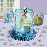 Tiana Princess & the Frog Table Decorating Kit Centerpiece Disney Birthday Party