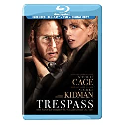 Trespass (Combo: BD+DVD+DC) [Blu-ray]