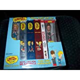 Beavis and Butt-Head DVD Bobble Head Gift Set