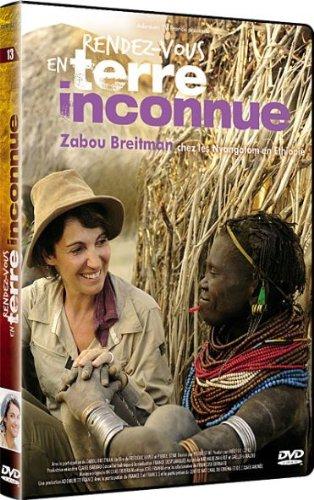 Rendez-vous en terre inconnue - Zabou Breitman chez les nyangatom - 27.12.2012 [TVRIP]
