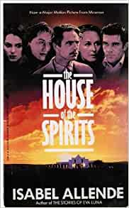 The house of the spirits isabel allende 9780552127813 for House of spirits author