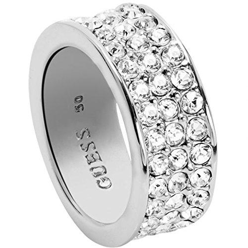guess-damen-ring-messing-glas-weiss-gr-54-172-ubr28520-54