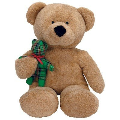 Ty Pluffies Beary Merry - Bear - 1
