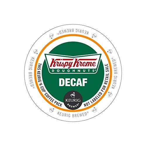 Keurig, Krispy Kreme, House Decaf, K-Cup Packs, 72 Count front-620984