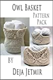 Owl Basket Pattern Pack