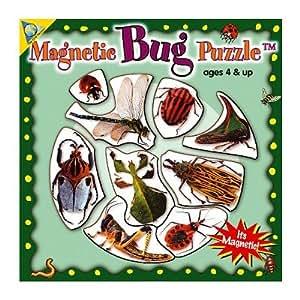 Amazon.com: Mini Magnetic Bug Puzzle: Toys & Games