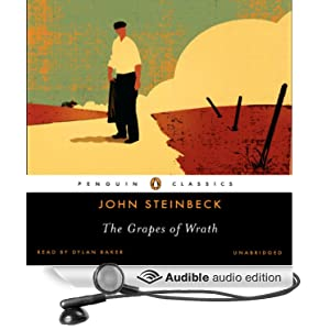 A review of grapes of wrath by john steinbeck