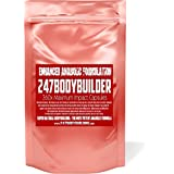 Top Pro Strongest Natural Anabolic Capsules Grow w/o Steroids Huge Muscle Builder Growth Fuel On sale-image