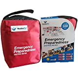 ResQue1st Emergency Preparedness & First Aid Kit 200 Pieces · Survival Gear · Bug Out Bag