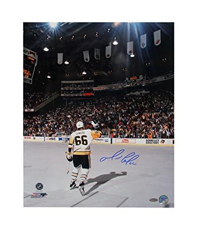 Steiner Sports Memorabilia Pittsburgh Penguins Mario Lemieux Photo