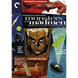 Monsters and Madmen (The Haunted Strangler / Corridors of Blood / The Atomic Submarine / First Man into Space) (The Criterion Collection) ~ Arthur Franz