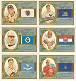 2008 Topps Allen + Ginter Baseball Series 50 Card
