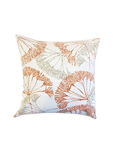 The Pillow Collection 18 Perso Pillow, Orange