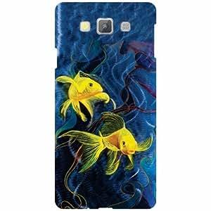 Samsung Galaxy A7 SM-A700FD Printed Mobile Back Cover