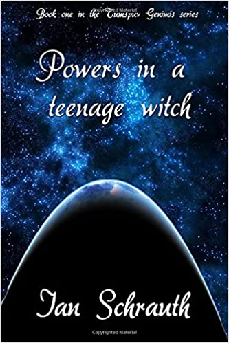 Powers in a teenage witch cover