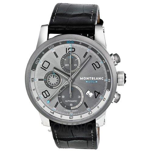 Montblanc Timewalker ChronoVoyager UTC Automatic Mens Watch 107339