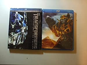 Transformers: Revenge of the Fallen (Two-Disc Big Screen Edition) [Blu-ray]
