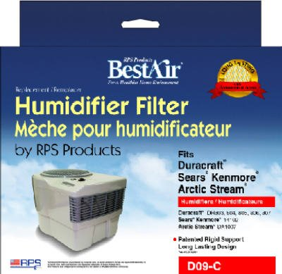 Humidifier Filter (Pack of 6)