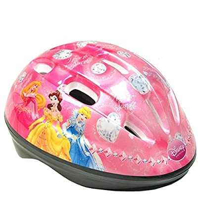 toimsa 10826 - Cycling Helmet - Princess - Girls by Loulomax