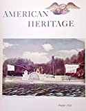 img - for American Heritage: The Magazine of History, August 1961, Volume XII Number 5 book / textbook / text book