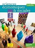 img - for sciences  conomiques et sociales ; terminale ; format compct book / textbook / text book