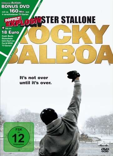 Rocky Balboa (+ Bonus DVD TV-Serien)