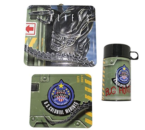 Diamond Select Toys Aliens: Lunch Box with Thermos - 1