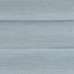 Super Saver Pleated Blinds, Transparent Pleated Shades, 40W x 36H, Spun Linen Chambray