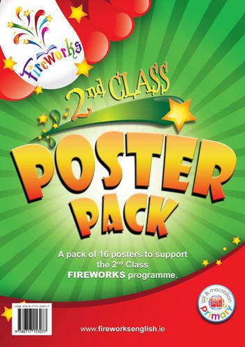 2nd Class Posters (Fireworks English)
