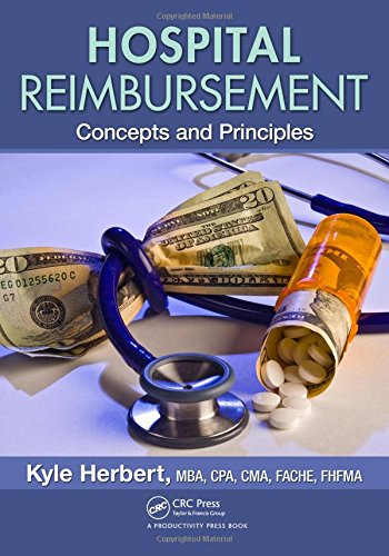 Hospital Reimbursement: Concepts and Principles (Hospital Revenue Cycle compare prices)
