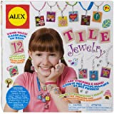 Alex toys do it yourself wear tile jewelry for Alex paint porcelain jewelry