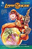 img - for Larfleeze Vol. 1: Revolt of the Orange Lanterns (The New 52) book / textbook / text book