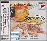 序曲名曲集 / ニューヨーク・フィルハーモニック (演奏); バーンスタイン, ロッシーニ, オッフェンバック, スメタナ, スッペ, ドヴォルザーク, エロール (作曲); バーンスタイン(レナード) (指揮) (CD - 1991)