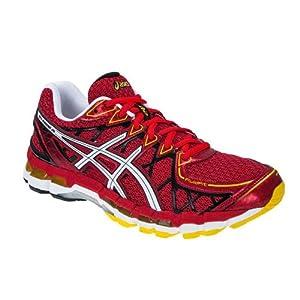 Zapatillas running Asics Kayano 20 Gel rojo/blanco para hombre (Tamaño: 47)