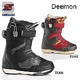 15-16 DEELUXE ディーラックス DEEMON TF デーモン サーモインナー 熱成型 メンズ スノーボードブーツ フリースタイル 正規品 (ELIAS, 24.5cm)