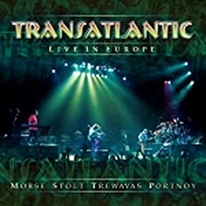 Live In Europe (2 cds)