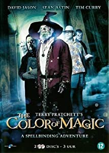 The Color of Magic - 2-DVD Set ( The Colour of Magic ) ( Terry Pratchett's The Colour of Magic (Amazing World) )