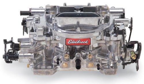 Edelbrock 1805 Thunder Series 650 CFM Square Bore 4-Barrel Manual Choke New Carburetor (Carburetor 350 Cfm compare prices)