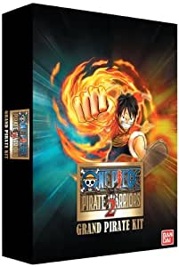 Kit d'accessoires 'One Piece : Pirate Warriors 2 - Grand Pirate'