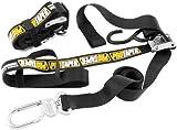 Pro Taper Standard Universal Tiedown Accessories - Black / One Size