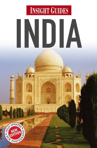 Insight Guide India (Insight Guides), Barrett, Matt