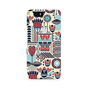 Ebby Fusion Art Premium Printed Case For Huawei Nexus 6P