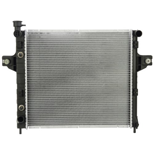 Spectra Premium CU2262 Complete Radiator for Jeep Grand Cherokee (02 Jeep Grand Cherokee Radiator compare prices)