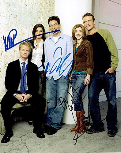 HOW I MET YOUR MOTHER - Cast AUTOGRAPHS Signed 8x10 Photo