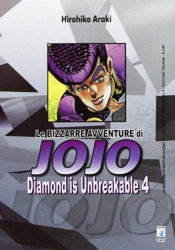 Diamond is unbreakable. Le bizzarre avventure di Jojo: 4