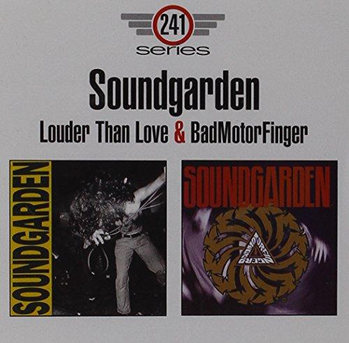 soundgarden badmotorfinger CD Covers