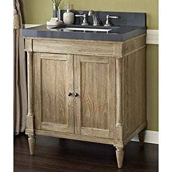 Fairmont designs 142 v30 rustic chic 30 inch vanity in for Bathroom ideas amazon