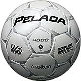 molten(モルテン) サッカーボール ペレーダ4000 5号 白 F5P4000-W