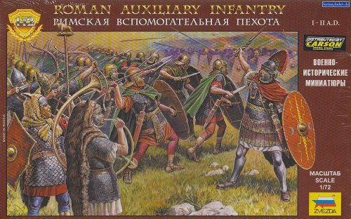Buy Low Price Dragon Models 1/72 Roman Auxiliary Infantry (I. BC ? II. AD) Figure (B000YRQKFS)