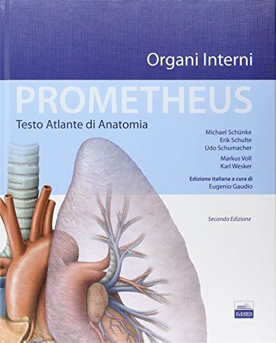 Prometheus. Testo atlante di anatomia. Organi interni